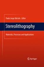 Stereolithographic Processes