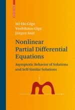 Behavior Near Time Infinity of Solutions of the Heat Equation