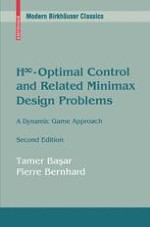 A General Introduction to Minimax (H∞-Optimal) Designs