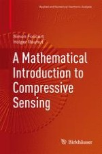 An Invitation to Compressive Sensing