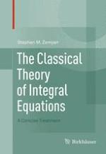Fredholm Integral Equations of the Second Kind (Separable Kernel)