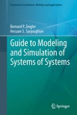 Modeling and Simulation of Systems of Systems