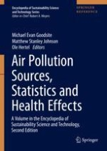 Air Pollution Sources, Statistics, and Health Effects: Introduction