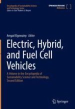 Electric, Hybrid, and Fuel Cell Vehicles: Introduction