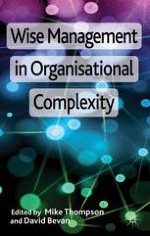 Wise Management in Organisational Complexity: An Introduction
