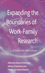 Work-Life Policies: Linking National Contexts, Organizational Practice and People for Multi-level Change