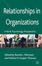 Maximizing the Good and Minimizing the Bad: Relationships in Organizations