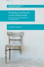 Disability, Poverty and Development: Mapping the Terrain