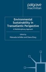 Introduction: Environmental Sustainability in Transatlantic and Multidisciplinary Perspective
