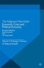 Introduction: Tadeusz Kowalik and the Political Economy of the 20th Century