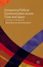Comparing Political Communication across Time and Space: Conceptual and Methodological Challenges in a Globalized World — An Introduction