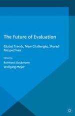 The Future of Evaluation: Global Trends, New Challenges and Shared Perspectives