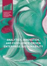 Analytics, Innovation, and Excellence-driven Enterprise Sustainability in a Dynamic Era