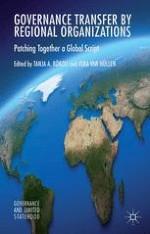 Towards a Global Script? Governance Transfer by Regional Organizations