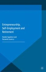 Introduction: Pre- and Post-Retirement Self-Employment: Broadening Existing Horizons