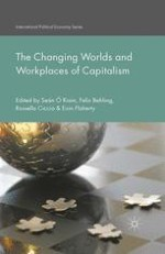 Changing Workplaces, Changing Capitalisms
