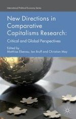 Introduction: Comparative Capitalisms Research and the Emergence of Critical, Global Perspectives