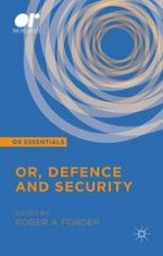 Operational Research for Defence and Security