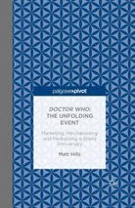 Introduction: Media Anniversaries — Brand, Paratext, Event … and the Hype of the Doctor