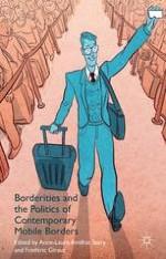 Borderities: The Politics of Contemporary Mobile Borders