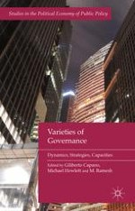 Re-thinking Governance in Public Policy: Dynamics, Strategy and Capacities