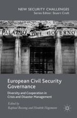 Introduction: European Civil Security Governance — Towards a New Comprehensive Policy Space?