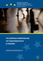 The European Commission and Borders: Towards a Framework for Analysis