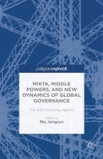 Introduction: G20 Middle Powers (MIKTA) and Global Governance