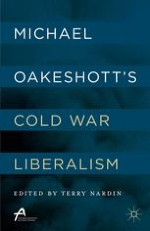 Introduction: Michael Oakeshott's Cold War Liberalism