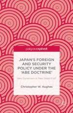 Introduction: From 'Yoshida Doctrine' to 'Abe Doctrine'?