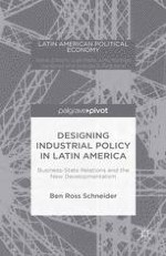 Introduction: Institutional Dynamics of Industrial Policy