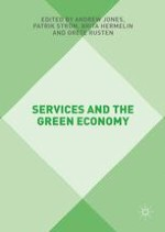 Introduction: Services and the Green Economy