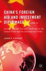 China's Foreign Aid and Investment Diplomacy to African Nations—I