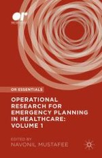 A Synthesis of Operational Research for Emergency Planning in Healthcare through the Triple Lens of Technique-Domain-Context