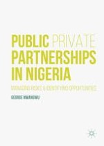 The Concept of Public Private Partnerships