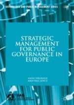 The Strategic State and Public Governance in European Institutions