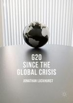 Introduction: G20 Since the Global Crisis