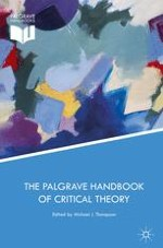 Introduction: What Is Critical Theory?