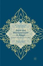 State and Entrepreneurs: Theory and Development