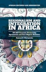 Regionalism and Integration in Africa: Euro-Nigeria Relations and Economic Partnership Agreements