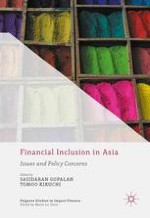 Measuring Financial Inclusion for Asian Economies