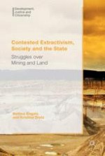 Contested Extractivism, Society and the State: An Introduction