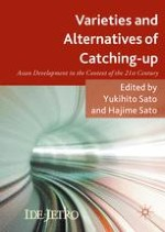 Introduction: Varieties and Alternatives of Catching Up: Asian Development in the Context of the Twenty-First Century