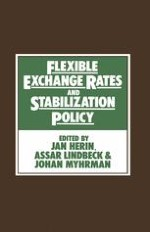 Approaches To Exchange Rate Analysis—An Introduction