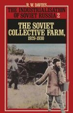 The State and the Kolkhoz
