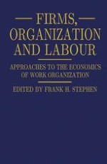 Economics and Work Organization