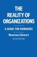 Ways of looking at organizations