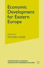 Basic Trends of Economic Development in the Socialist Countries of Europe