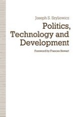 Technological Decision-Making and National Development