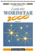 Word Processing With Wordstar 2000 (Release 2)
